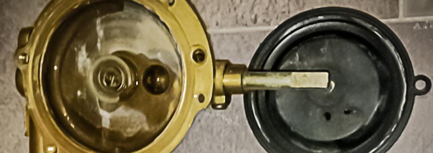 Газовая колонка плохо греет воду