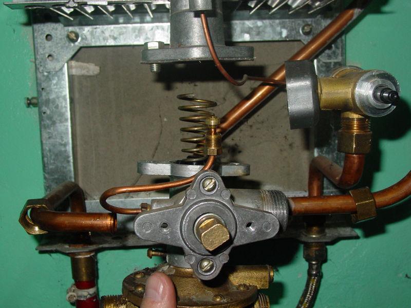 Газовые колонки вектор ремонт своими руками 78