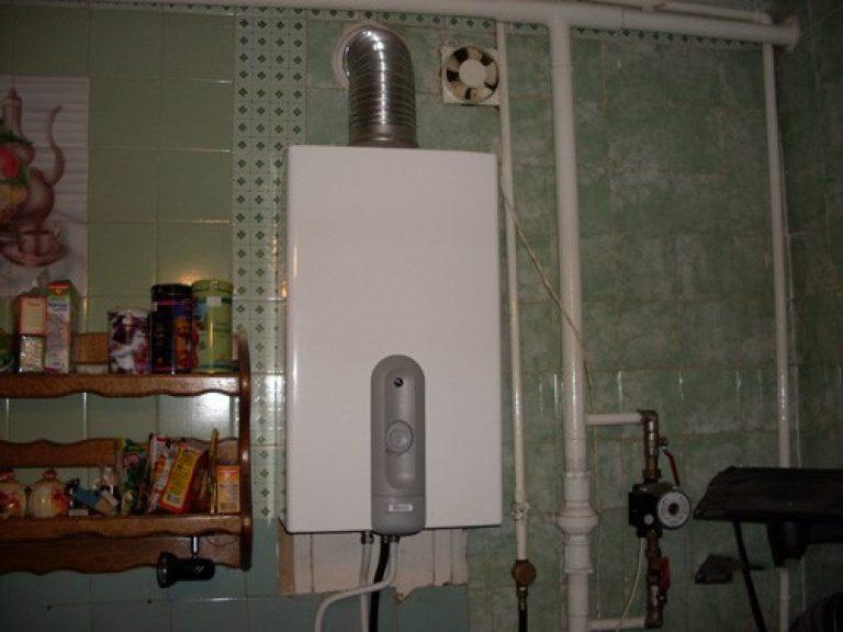 Проблемы с газовой колонкой