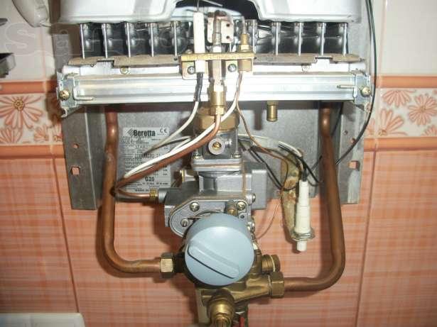 Ремонт газовых колонок в Обухово