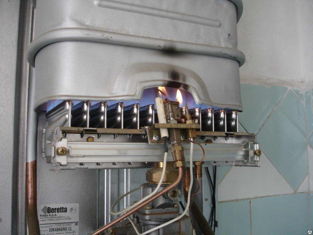 Ремонт газовых колонок на Волковской