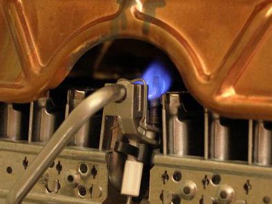 Хлопает газовая колонка