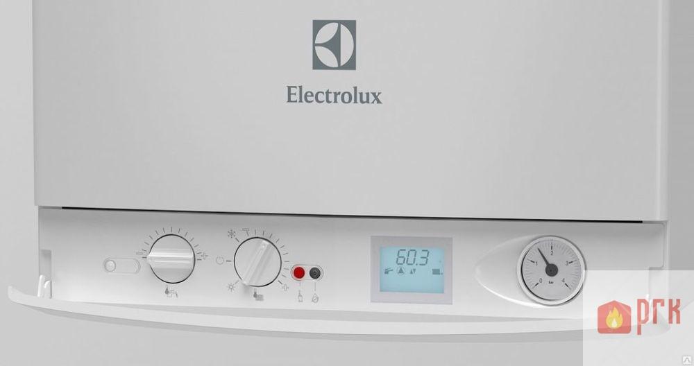 Ремонт газовых котлов Electrolux