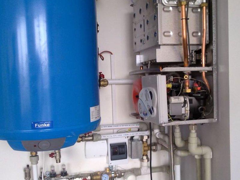 Ремонт двухконтурных газовых котлов