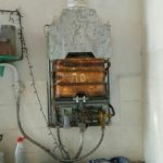 Фото отремонтированных газовых колонок