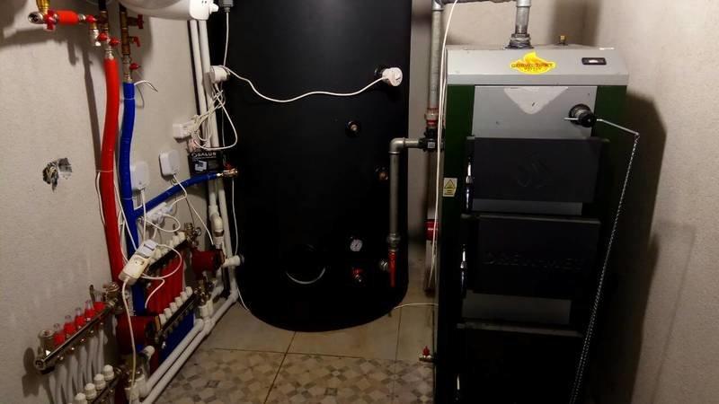 Монтаж газовых котлов в ленобласти