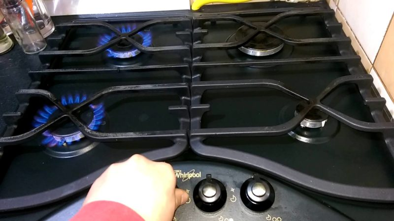 Подключить газовую плиту