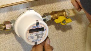 Замена газовых счетчиков