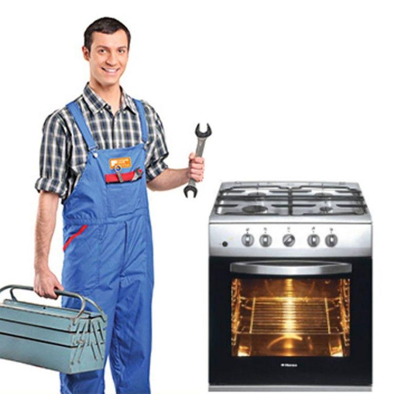 Обслуживание газовых плит
