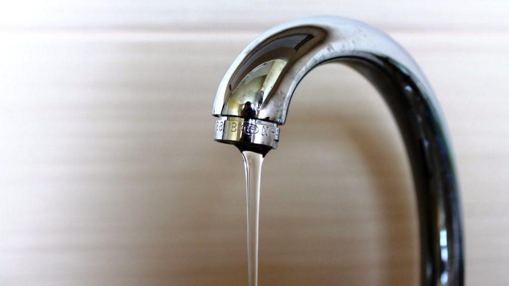 Слабый напор воды при выходе из газовой колонки